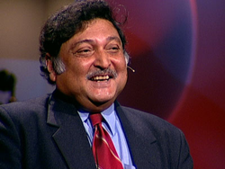 Sugata Mitra. Fuente: www.linktv.org