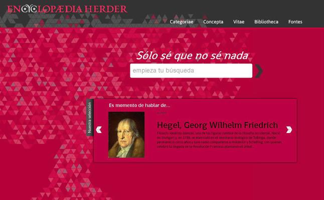 Encyclopaedia Herder