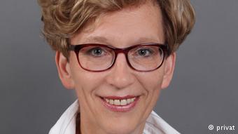 Edith Hanke, de la Academia de Ciencias de Baviera | Fuente: www.dw.de
