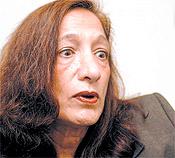 Irene Vasilachis de Gialdino | Fuente: www.elsalvador.com
