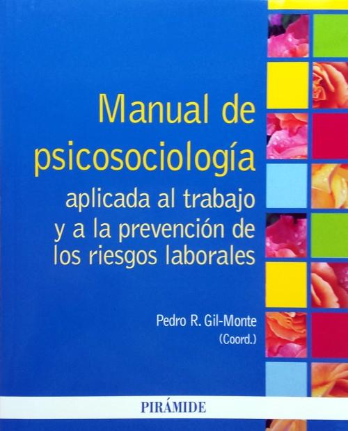 Manual Psicosociología