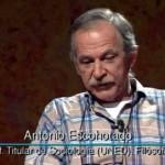 Conversaciones de Isabel Escudero con Antonio Escohotado