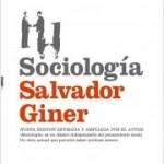 Sociología. Salvador Giner